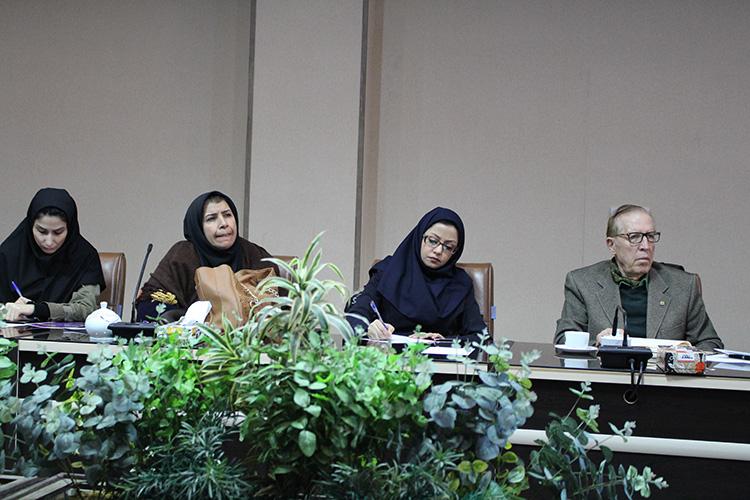 دکتر فاطمه اشرفی - دکتر سروناز فلسفی - دکتر شهلا چایچیان - دکتر یحیی دولتی