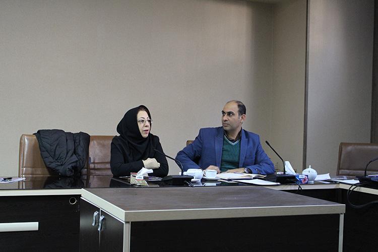 دکتر سولماز خلیفه - دکتر محمد ناصحی