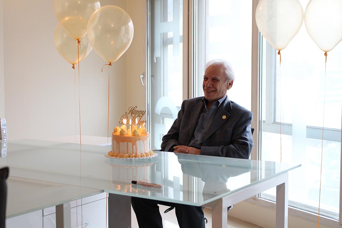 تولد دکتر محمدرضا زرین دست